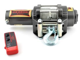 Naviják Dragon Winch Highlander DWH 3000 HD, ocelové lano